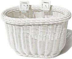 Bike Baskets - Colorbasket 01242 Kids Front Handlebar Bike Basket White * To view further for this item, visit the image link.