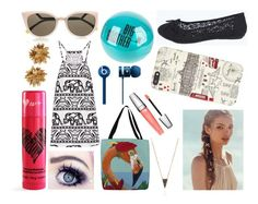 """Walking to the coast"" by hailey-smith-13 ❤ liked on Polyvore"