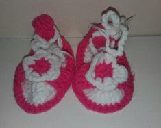 Botas de chica de bebé zapatos de la muchacha por DaisyNeedleWorks