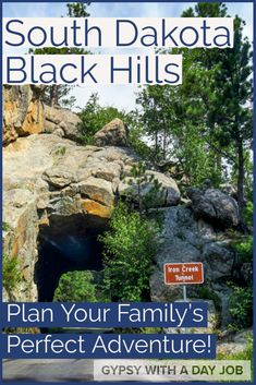 South Dakota may not be on your bucket list, but the South Dakota Black Hills are filled with wonders.  From Wind Cave National Park to Crazy Horse, from wild bison to Mount Rushmore, you will find wonders above ground and below.  There is plenty of family adventure in the South Dakota Black Hills.  Plan a Black Hills vacation now!   #windcavenationalpark #southdakotablackhills #southdakota #nps #usatravel Usa Travel Guide, Travel Usa, Travel Tips, Travel Destinations, Beautiful Places To Visit, Cool Places To Visit, South Dakota Travel, Wind Cave, Places In Usa