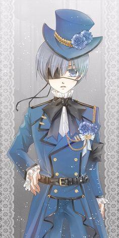 Ciel Phantomhive my little darling <3