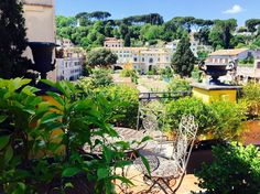 Check out this awesome listing on Airbnb: Tiber Roof Top Garden - Apartments for Rent in Roma