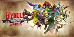 Hyrule Warriors began as a collaboration between Koei Tecmo and Nintendo launching for Wii U in 2014. This action adventure where the Legend of Zelda meets Dynasty Warriors has been ported to the Nintendo handheld family of 3DS consoles as Hyrule Warriors Legends.