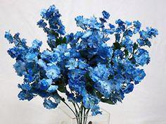 Gypsophila wedding blue - Google Search
