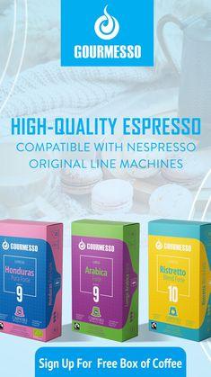 L Blends, Espresso At Home, Nespresso Machine, Keurig, Coffee, Kaffee, Cup Of Coffee