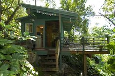 Sunset Beach Treehouse Bungalow in Haleiwa, Havaiji (airbnb)