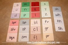 Paint Chip Phonics!!! Awesome