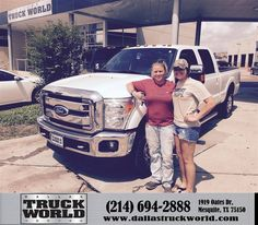 "https://flic.kr/p/sSX67p | Congratulations to Lana Crabtree on your #Ford #Super Duty F-250 Srw from Harold Bennett at Dallas Truck World! #NewCar | <a href=""http://www.dallastruckworld.com/?utm_source=FlickR&utm_medium=DMaxxPhoto&utm_campaign=DeliveryMaxx"" rel=""nofollow"">www.dallastruckworld.com/?utm_source=FlickR&utm_mediu...</a>"