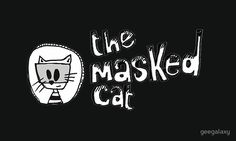the masked cat
