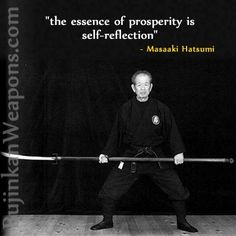 Self-reflection - the hard way of the real warrior