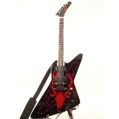 James Hetfield Guitar (one of them)