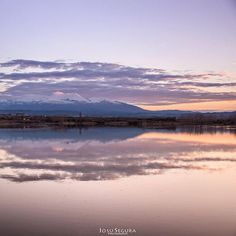 Laguna de Lor, en la Ribera de #Navarra (By ioxt - #Instagram)
