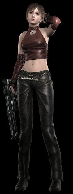 Rebecca Chambers Alternate Costume - Resident Evil