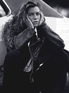 Calvin Klein Jeans Spring/Summer 1992 (Ad Campaign)Model: Carre OtisPhotographer: Bruce Weber
