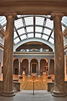 Cleveland Museum of Art.  One of the best art museums in the US and it's free!