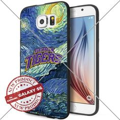 Case Louisiana State University LSU Logo NCAA Gadget 1265 Samsung Galaxy S6 Black Case Smartphone Case Cover Collector TPU Rubber original by Lucky Case [Starry Night] Lucky_case26 http://www.amazon.com/dp/B017X149MS/ref=cm_sw_r_pi_dp_AKRswb1R9YGD4