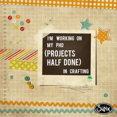http://www.sizzix.com/home  #quote #crafting #sizzix