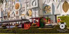 Facebook Cover Photo - Disneyland - It's a Small World