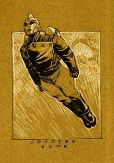 The Rocketeer by Dave Johnson