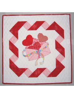 Be Mine Valentine Quilt Pattern