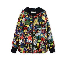 Découvrez Veste Scout Auto Collants par Stella Mccartney Kids sur la  boutique en ligne officielle. ee81c813d10f
