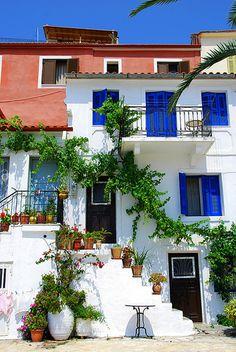 | ♕ | Skiatos, Greece | by P•A•U•L Photography | via evysinspirations