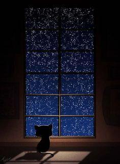 """""""As estrelas são todas iluminadas... Não será para que cada um possa, um dia, encontrar a sua?"""" Antoine de Sayn't Exupèry"""