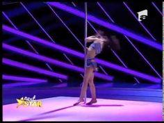 ▶ Emily Moskalenko a CÂȘTIGAT a doua ediție Next Star cu o acrobație UNICĂ la bară - YouTube#t=53