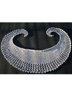 Knitting - Seaside Shawl