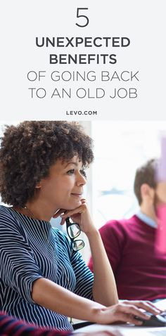 #4. You'll bring a fun and fresh perspective to your old gig.  // @levoleague www.levo.com