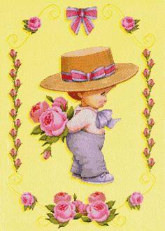 """Le régime broderie """"cartes postales"""" - Plans auteur «GoodMommy» - Point de Croix"""