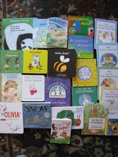 Lot 11 Sandra Boynton Baby Toddler Board Books