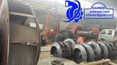 Xianrun Blower Wear Resistant ID Fan, FD fan, Centrifugal blower Heating Furnace, Centrifugal Fan, Stainless Steel Material, Pay Attention, Plating, Surface, Fans, Platform, Check