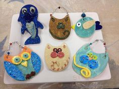 Art pieces made at the Arc of High Point Art Programs, High Point, Creative Art, Art Pieces, Coin Purse, Artworks, Art Work, Coin Purses