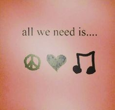 All we need.
