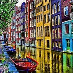 Gouden Bocht, Amsterdam, Netherlands