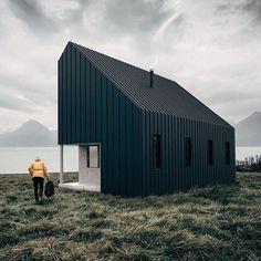 @leckie_studio Backcountry Hut