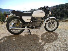 Guzzi V50