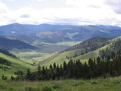 Bitterroot Valley, MT