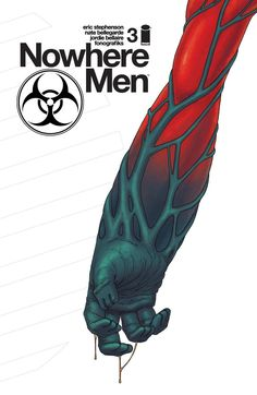 Review of Nowhere Men #3, by @russelharder