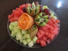 Small fruit platter #47