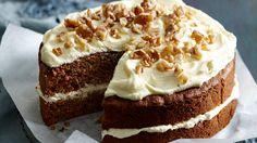 Voici la recette du «carrot cake», gâteau incontournable pour tous les gourmands : essayez-la, vous serez conquis !