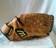 "MIZUNO MVT 1253. 12.5"" Professional Model Baseball Glove RHT Infielders Mitt #Mizuno"