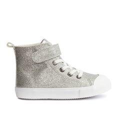 Sneakers | Zilverkleurig | Kinderen | H&M NL