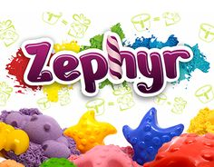 "Check out new work on my @Behance portfolio: ""Zephyr кинетический пластилин"" http://be.net/gallery/54312027/Zephyr-kineticheskij-plastilin"