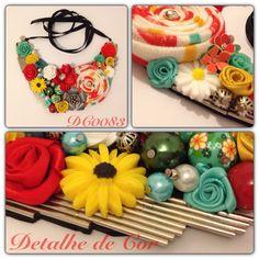 #deralhdecor #necklace #maxi