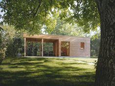The TALO outdoor sauna offers everything that a modern outdoor sauna should. Sauna Infrarouge, Sauna House, Sauna Heater, Design Sauna, Private Sauna, Outdoor Sauna, Steam Bath, Natural Pond, Weekend House