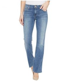 Joe's Jeans Provocateur Petite Bootcut in Vani blue - Zappos Demin Outfit, Joes Jeans, Women's Jeans, Friend Outfits, Rain Wear, Winter Wear, Jeans Style, Everyday Fashion, Amazing Women