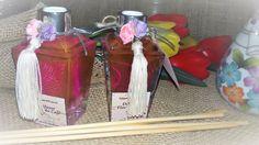 Difusor Aromatizador de Varetas com deliciosa fragrância de Flor do Café em um lindo vidro decorado. R$ 45,00