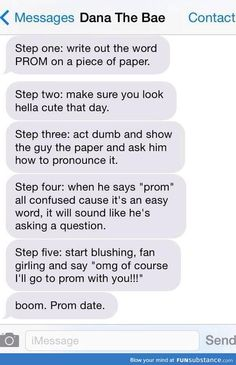Find images and videos about funny, lol and haha on We Heart It - the app to get lost in what you love. Dance Proposal, Homecoming Proposal, Future Life, Hoco Proposals, Funny Quotes, Funny Memes, Hilarious Texts, Badass Quotes, How To Pronounce